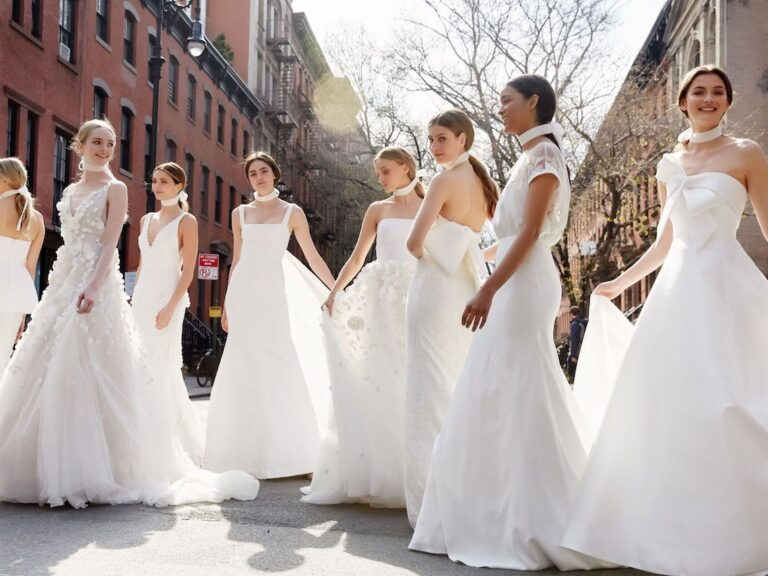 Dos and DON'TS Of Choosing Your Wedding Dress